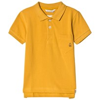 eBBe Kids Ross S/S Piké Burned Gold Burned gold