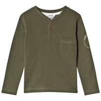 eBBe Kids Rex L/S Piké Faded Forest Faded Forest