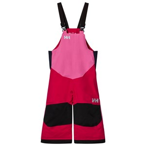 Image of Helly Hansen Pink Kids Rider 2 Ins Ski Bib Pants 2 years (2856866727)