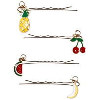 Molo Fruit Hair Clips Multi Color Multi color