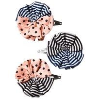 Molo 3-Pack Woven Circle Hair Clips Mix Mix