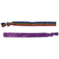 Molo Mixed Hairbands Multi Glitter Multiglitter