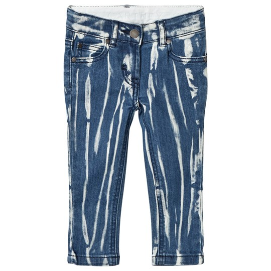 Stella McCartney Kids blå Tye Dye Nina Trousers 4161