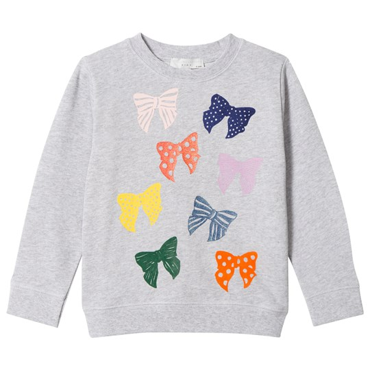 Stella McCartney Kids Grey Shell Print Betty Sweater 1461