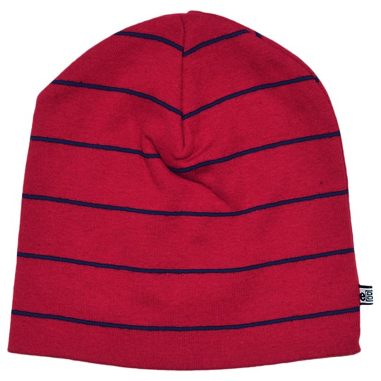ebbe Kids Beanie Evelina Red/Navy Red
