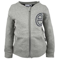 eBBe Kids Moose Sweat Jacket Zip Grey Black