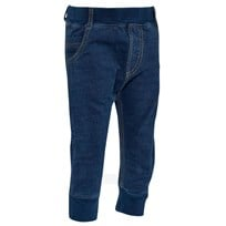 eBBe Kids Sejs Baby Jeans Pants  Medium blue denim stone wash