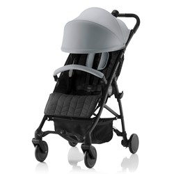 Britax B-Lite Steel Grey