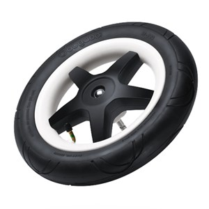 Image of Bugaboo bugaboo donkey² 12'' rear wheel tire (foam filled) (3143209395)
