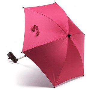 Image of Titanium Baby Stroller Parasol Pink One Size (978260)
