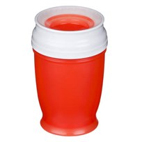 BAMBINO Drink All Around Cup 275ml, Röd Red