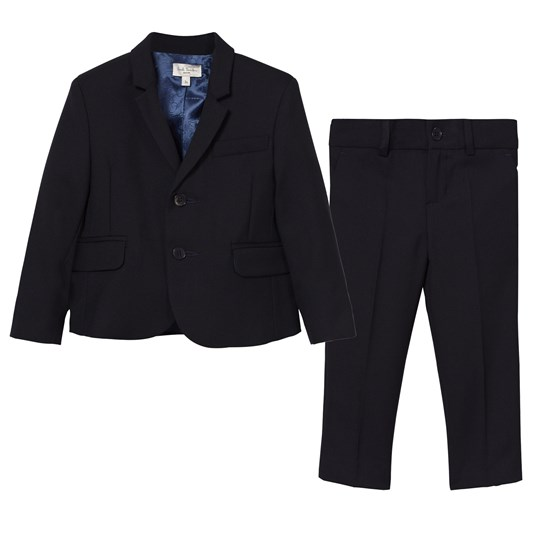 Paul Smith Junior Navy ´A Suit to Play in´ Suit 04