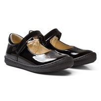 Primigi Black Patent Mary Jane School Shoes NERO