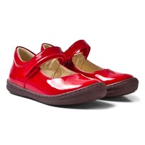 Primigi Red Patent Mary Janes Rosso