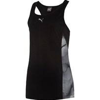 Puma Träningstopp, Active Dry Graphic, Black Black