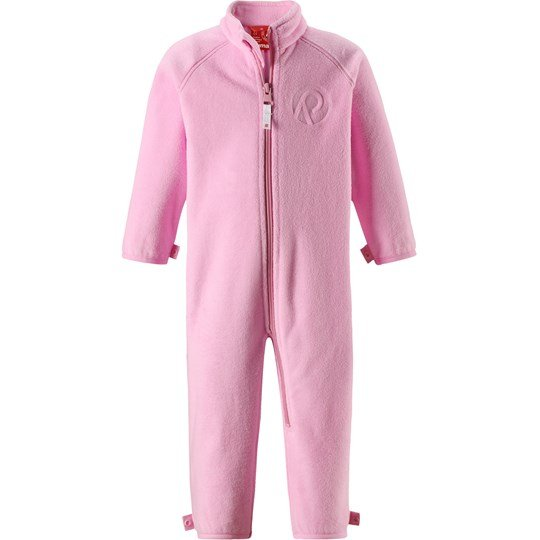 Reima Fleeceoverall, Ester, Candy pink Pink