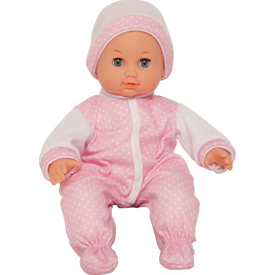 STOY Doll with Soft Body and Accessories Multi