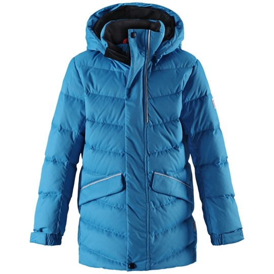 Reima Janne Padded Jacket Blue Blue