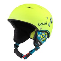 Bollé Neon Yellow Ski Helmet Soft Neon Yellow