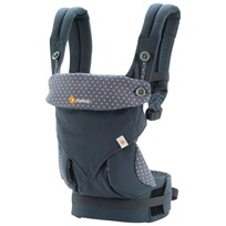 Ergobaby Four Position 360 Baby Carrier Dusty Blue Blue