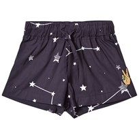 Gardner and the gang INS Shorts Svart Black
