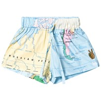 Gardner and the gang WD Shorts Blå Blue