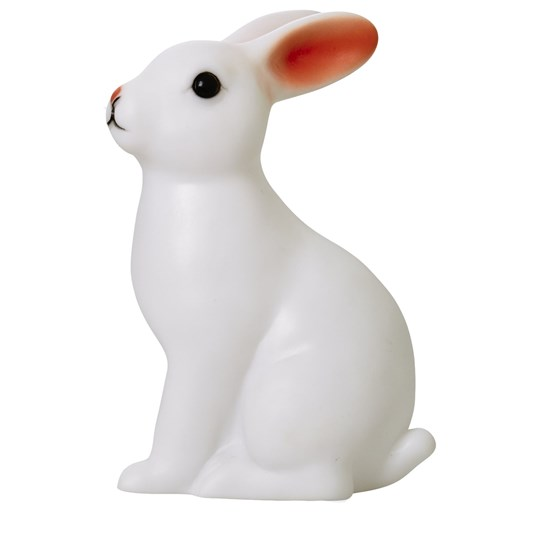 Rice Kids Color Changing Lamp Rabbit White