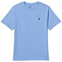Ralph Lauren Pale Blue Short Sleeve Tee AUSTIN BLUE