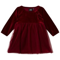 Petit by Sofie Schnoor Dress Deep Red Red