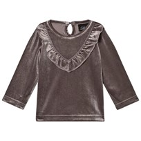 Petit by Sofie Schnoor Blouse Grey Silver