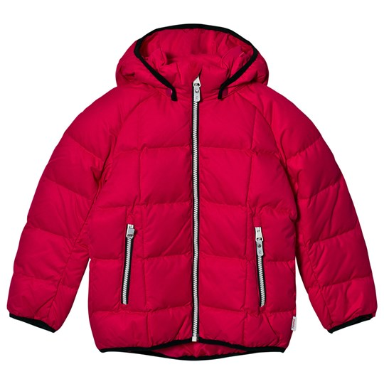 Reima Down Jacket Jord Berry Pink
