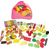 STOY Home, Playfood, 100 pcs Multi