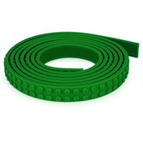 Mayka Mayka Block Tape, Small, 1 m, Dark Green dark green