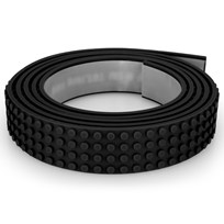 Mayka Mayka Block Tape, Large, 2 m, Black Black