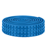 Mayka Mayka Block Tape, Large, 2 m, Blue Blue