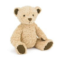 Jellycat Edward Bear Small бежевый