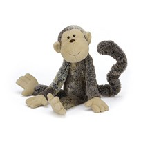 Jellycat Mattie Monkey, Medium BROWN