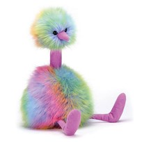 Jellycat Rainbow Pom Pom Purple