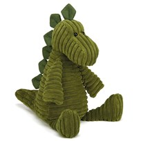 Jellycat Cordy Roy, Dino, Small Green