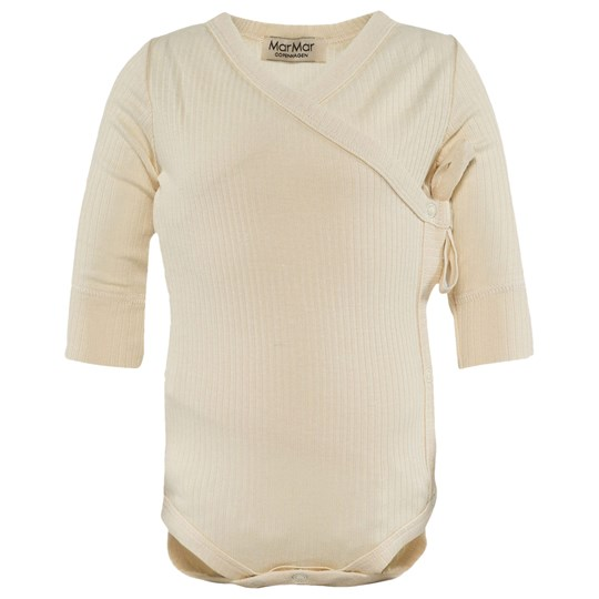 MarMar Copenhagen Body Mini LS  White