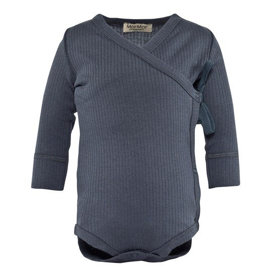 MarMar Copenhagen Body Mini LS  ombre blue