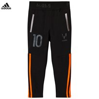 adidas Performance Black Messi Tiro Pants Black