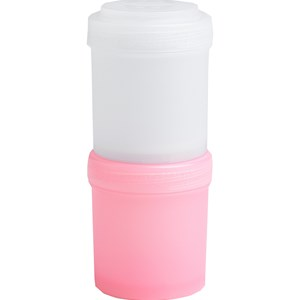 Image of Herobility 2-Pack HeroStorage Container 100 ml Pink & White (2869832547)