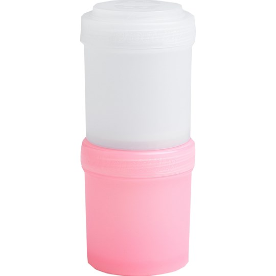 Herobility 2-Pack HeroStorage Container 100 ml Pink & White Pink