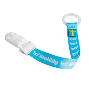 Image of Herobility HeroHolder Pacifier Clip Blue (3125334375)