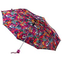 United Colors of Benetton All Over Print Umbrella Pink Pink