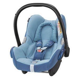 Image of Maxi-Cosi CabrioFix Infant Car Seat Frequency Blue 2018 (3065507063)