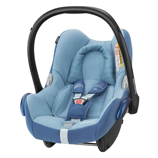 Maxi-Cosi CabrioFix Infant Car Seat Frequency Blue 2018 Frequency Blue