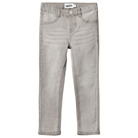 Molo Aida Jeans Grey washed denim Grey washed denim