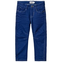 Molo Alonso Jeans Blue Denim Blue Denim